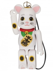 Happy BE@RBRICK 招き猫