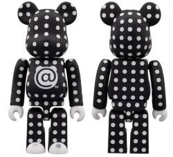 POLKA DOT BE@RBRICK 100%