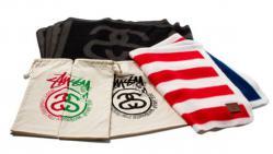 STUSSY SS Flag Blanket