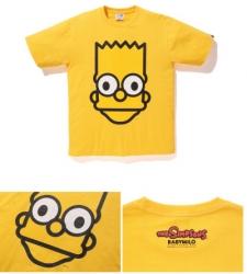 baby milo Bart Simpson Tシャツ