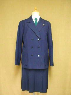 高石高等学校の制服