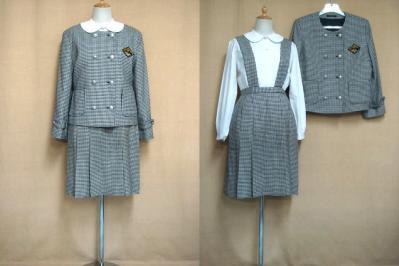 宇都宮海星女子学院高等学校の制服