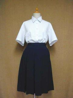 港南高等学校の制服