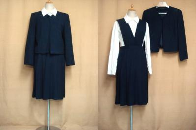 熊本信愛高等学校の制服