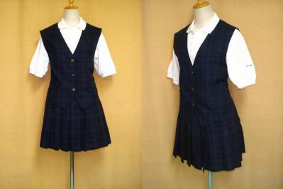 新発田中央高等学校の制服
