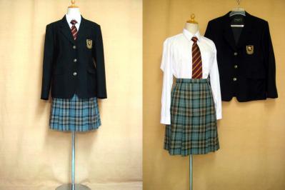 杉並学院高等学校の制服