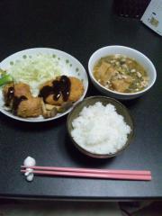 料理練習会1
