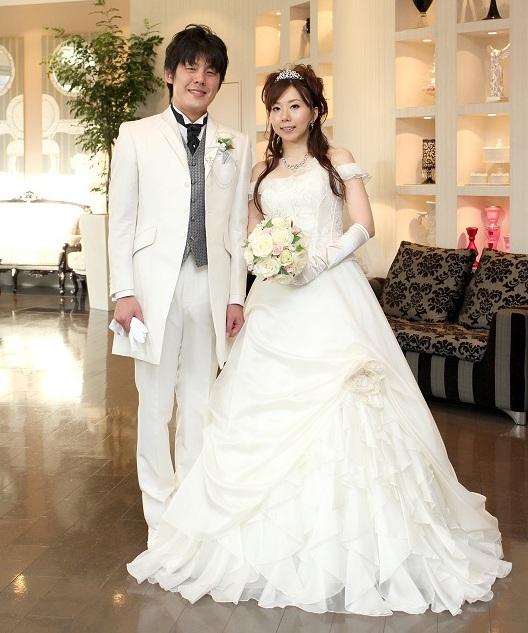 鉄田様結婚式サイズ小