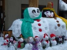 Seraph Natural Garden ★ 天使とアロマの癒しと導き-雪たるま祭り3