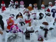 Seraph Natural Garden ★ 天使とアロマの癒しと導き-雪たるま祭り2