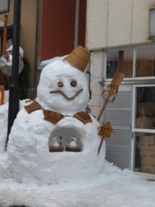 Seraph Natural Garden ★ 天使とアロマの癒しと導き-雪たるま祭り5