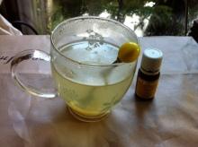 $Seraph Natural Garden ★ 天使とアロマの癒しと導き-ゆず茶