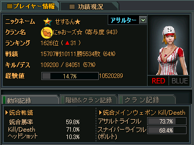 KD57達成★2012.10.02