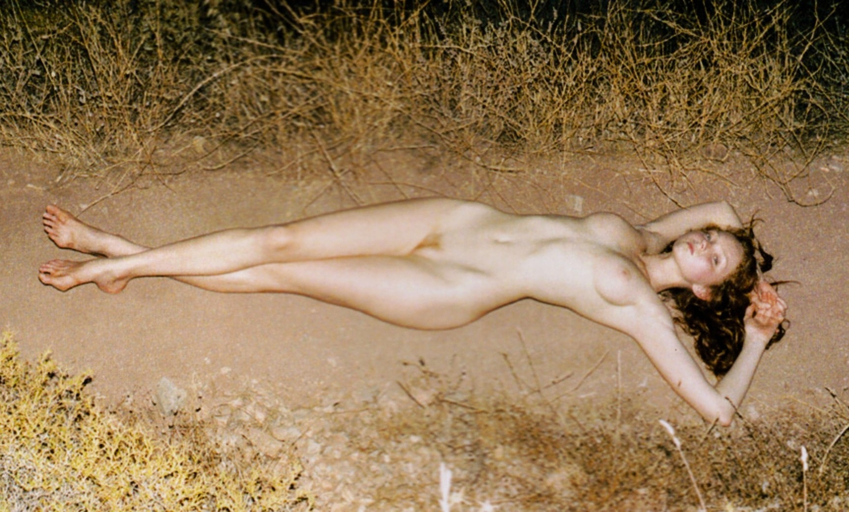 Final, Lily cole naked sorry