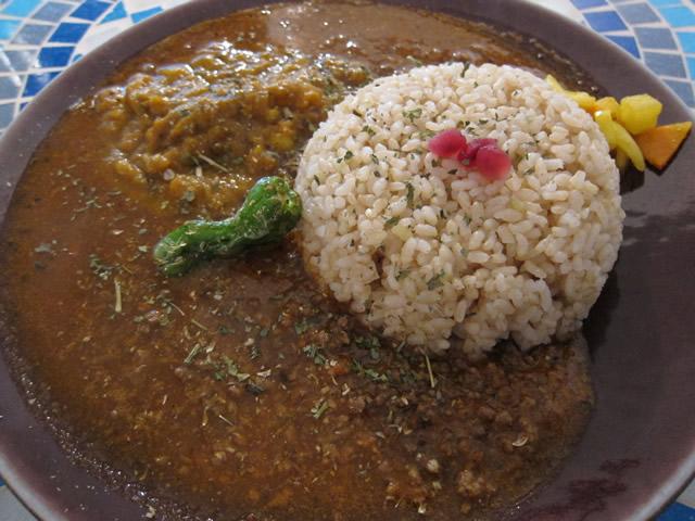 野菜ラムキーマ1