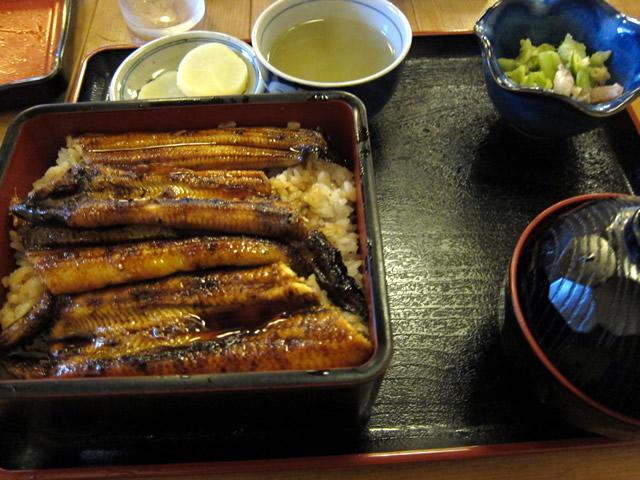天然鰻重1