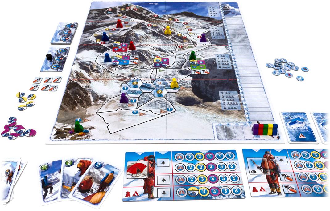 エベレスト:展示用写真