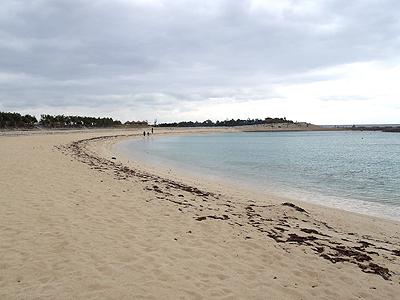 西原のビーチ01