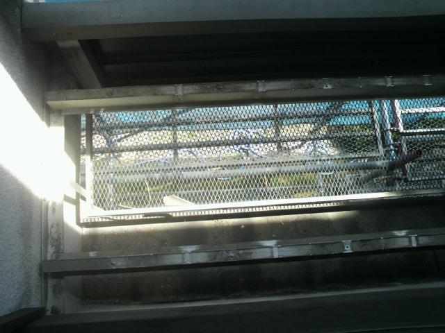 5月22日ベランダ床の撤去P1000357