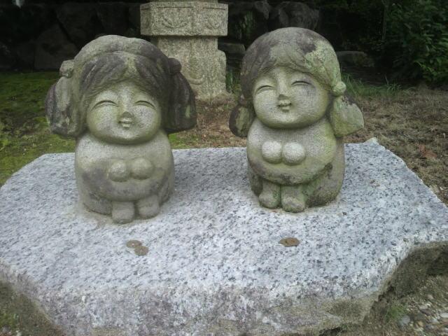 6月22日の21番常楽寺のお地蔵P1000359