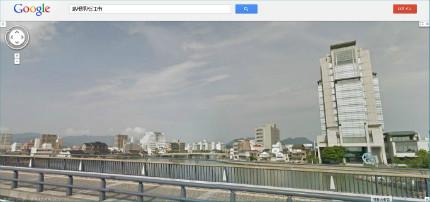 宍道湖大橋から