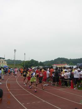 リレーマラソン①