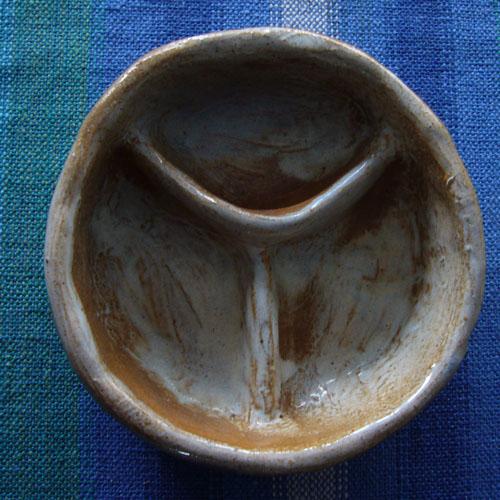 信楽焼Y小鉢