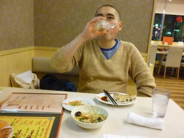 酒飲みの天国・野毛にて中華をツマミに呑むダンナ
