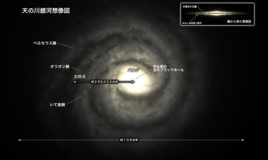 天の川銀河08