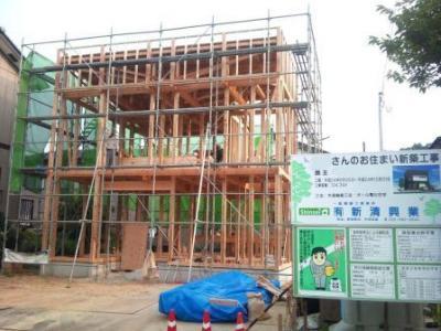 建前が行われました!~上越市岩木新築工事~
