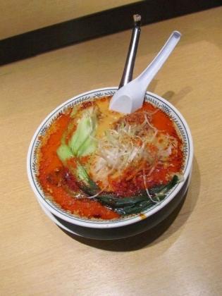 丸源ラーメン、期間限定丸源坦々麺2