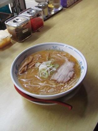 柳屋ラーメン、梶の味噌ラーメン3