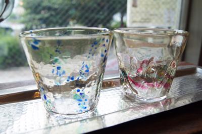 ガラスそばちょこ2