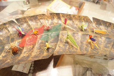 パームリーフ虫1