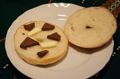 チョコとパン2