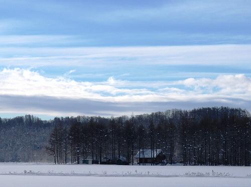 s-青空と雲
