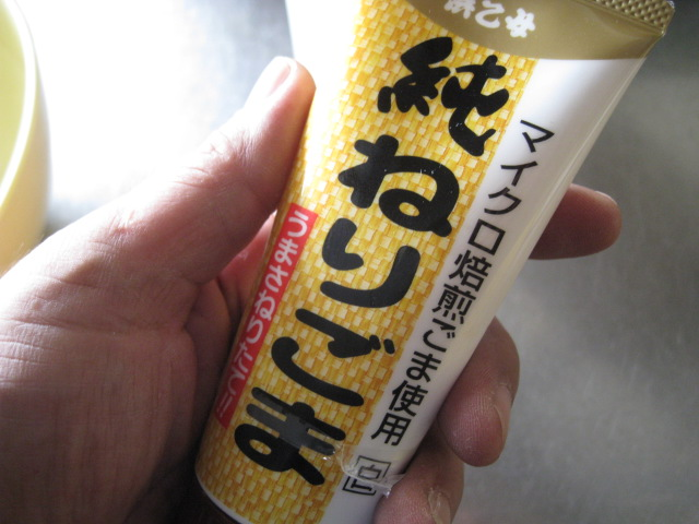 胡麻汁蕎麦20120520-06