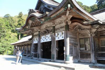大神山神社奥宮2
