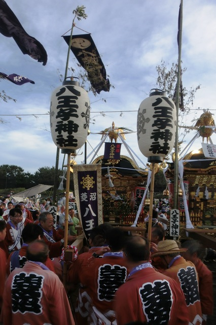 菱沼 八王子神社