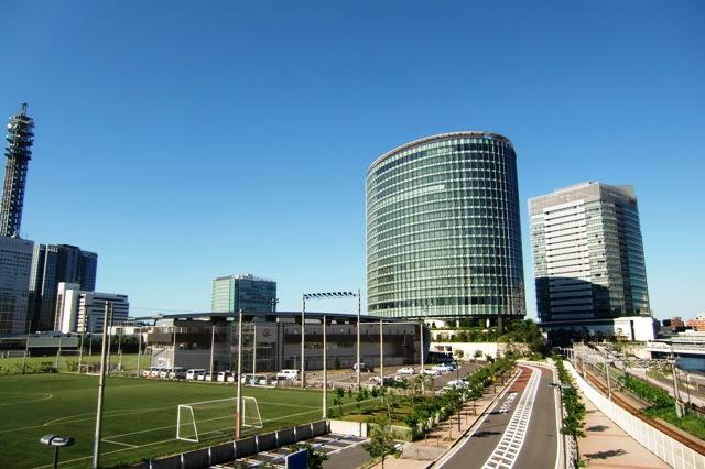 横浜Fマリノスタウン