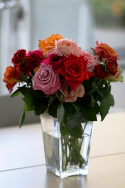 バラの切花