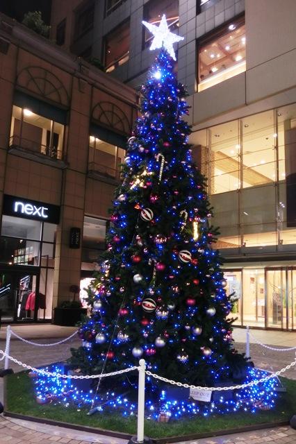 CROSS GATE クリスマス 2012