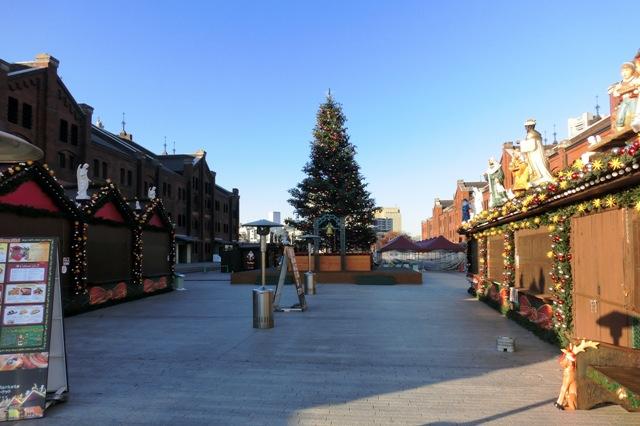クリスマスマーケット in 横浜赤レンガ倉庫 2012
