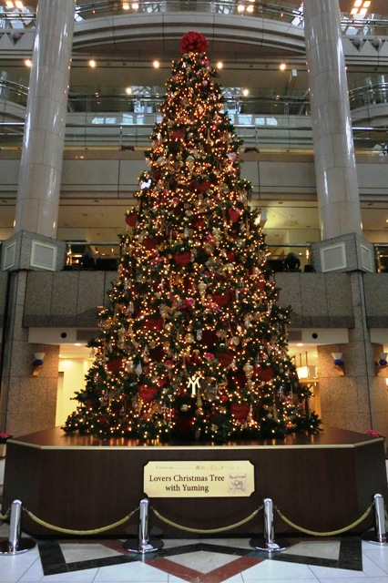 Lovers Christmas Tree with Yuming