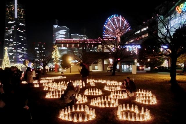 横濱キャンドルカフェ2012