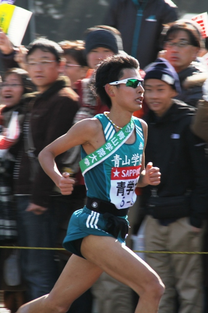 青山学院大学(久保田和真)