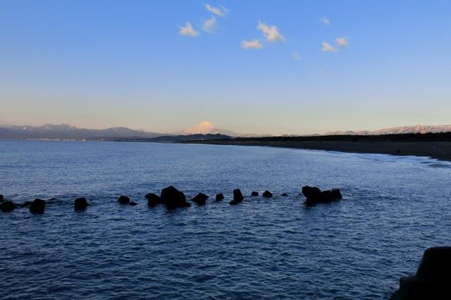 富士のお山は日本一