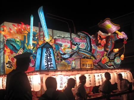 湘南ねぶた2012-3