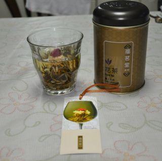 中国茶(錦上添花)