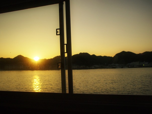 shio_船から